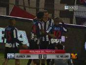 Alianza Lima superó a Melgar en Matute (VIDEO)