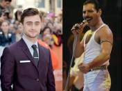 Daniel Radcliffe, actor de Harry Potter, interpretaría a Freddie Mercury