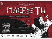 Macbeth de William Shakespeare se estrena el 8 de agosto