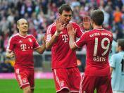 Bayern Munich goleó al Mainz 05 por la Bundesliga (VIDEO)
