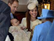 Inglaterra: Bautizaron al príncipe George, hijo de William y Kate Middleton (VIDEO)