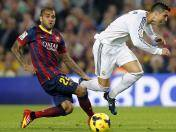 Barcelona vs. Real Madrid: Cristiano Ronaldo fue humillado por Dani Alves (VIDEO)