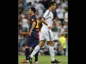 Barcelona vs. Real Madrid: ¿Lionel Messi se burló de Cristiano Ronaldo? (VIDEO)