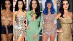 Los mil y un 'looks' de la versátil Katy Perry (FOTOS) - Noticias de kate perry