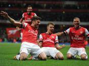 Arsenal derrota al Liverpool y se despunta en la Premier League