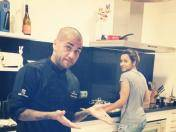 Aprenda a cocinar con Dani Alves (VIDEO)