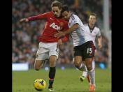 Terrible patada contra Adnan Januzaj del Manchester United (VIDEO)