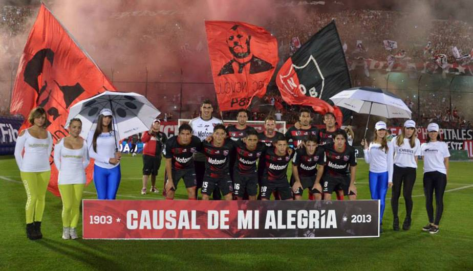 Newell's Old Boys de Argentina. (Foto: Facebook Newell's Old Boys)