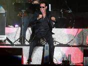 Marc Anthony hizo bailar al Estadio Nacional en una noche de salsa intensa (VIDEO)
