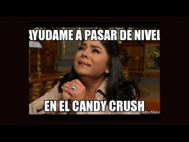 Los memes m s vistos de candy crush de la red fotos - Los videos mas vistos ...