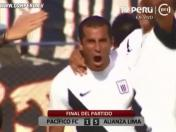 Descentralizado 2013: Goles del Pacífico FC vs. Alianza Lima (VIDEO)
