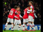 Champions League: Así le ganó el Arsenal al Marsella (VIDEO)