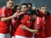 Benfica se acordó de ganar en la Champions League (VIDEO)