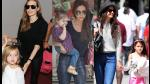 Las hijas de las famosas más fashion, las futuras it girls (FOTOS) - Noticias de alessandra ambrosio