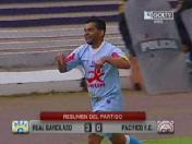 Real Garcilaso vs. Pacífico: Lo goles del partido (VIDEO)