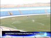 Defensa Civil inspeccionó Estadio de Espinar ¿Dio el visto bueno?
