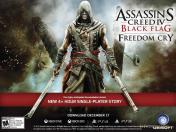 Assassin's Creed IV: Black Flag tendrá un nuevo DLC