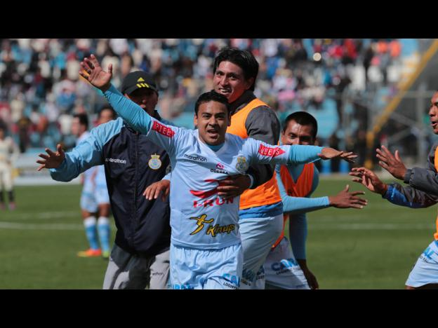 Real Garcilaso vs. Universitario: Las postales de la primera final (FOTOS)