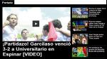 Real Garcilaso vs. Universitario: Las portadas de la prensa (FOTOS) - Noticias de torneo descentralizado 2013
