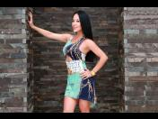 Patty Wong: Vea el backstage de su sexy y elegante sesión de fotos (VIDEO)