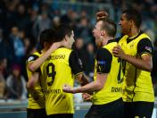 Champions League: Borussia Dortmund sufrió para clasificar a octavos de final (VIDEO)