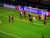 Champions League: AC Milan empata a cero con Ajax (VIDEO)