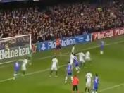 Champions League: Chelsea vence por la mínima diferencia al Steaua Bucurest (VIDEO)
