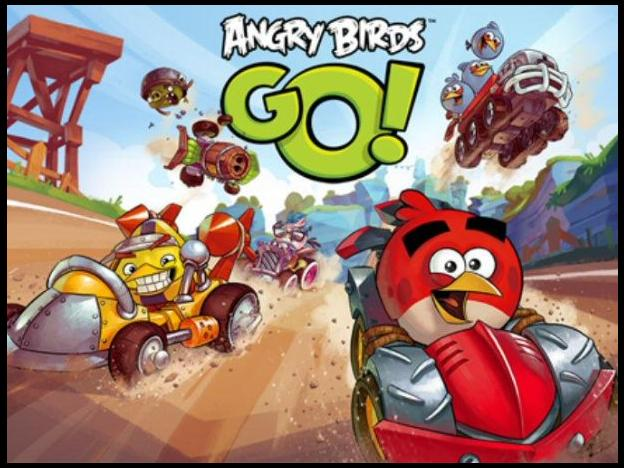 Angry Birds Go! ya está disponible en iOS y Android (VIDEO)