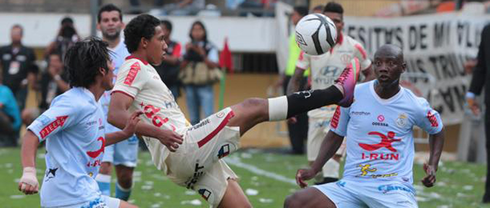 EN VIVO: Universitario 1-1 Real Garcilaso por el Descentralizado 2013