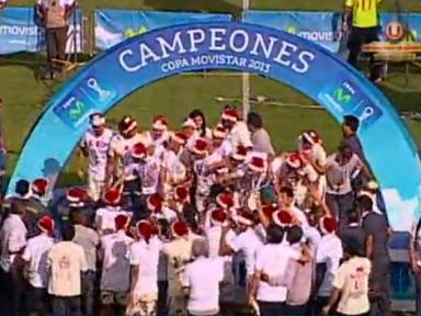 Universitario: La celebración del campeón (VIDEO)