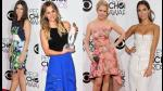 Las mujeres mejor vestidas en los People's Choice Awards 2014 (FOTOS) - Noticias de people's choice awards 2014