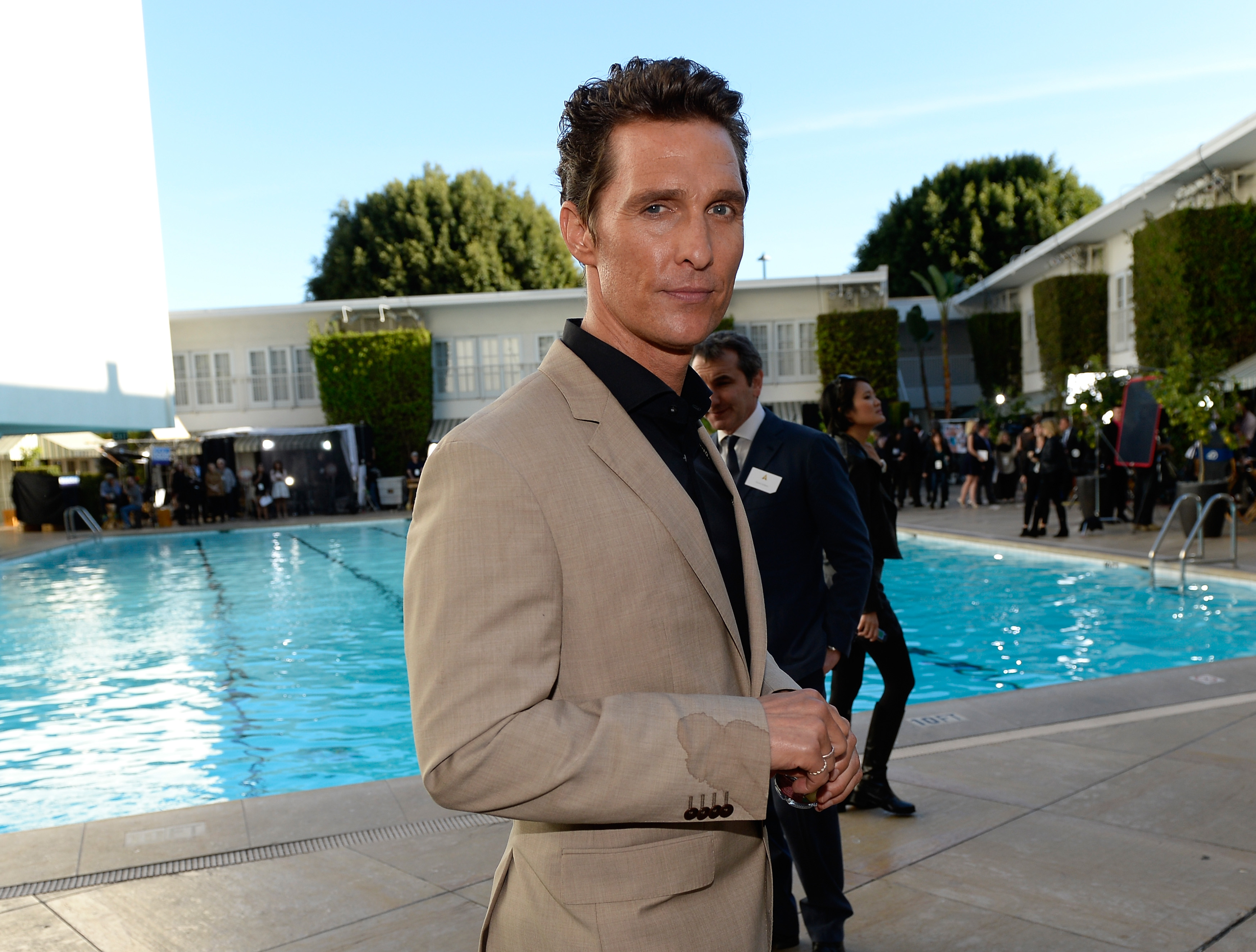 Matthew McConaughey a Mejor Actor. (Foto: Getty Images)
