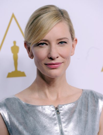 Cate Blanchett a Mejor Actriz. (Foto: Getty Images)