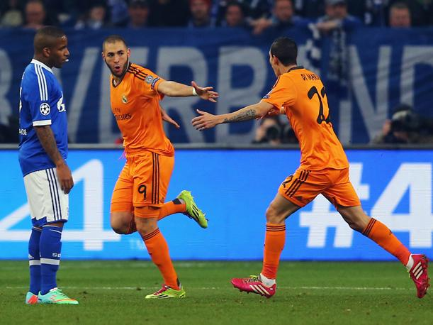 Schalke 04 vs. Real Madrid: Los siete goles del partido (VIDEO)