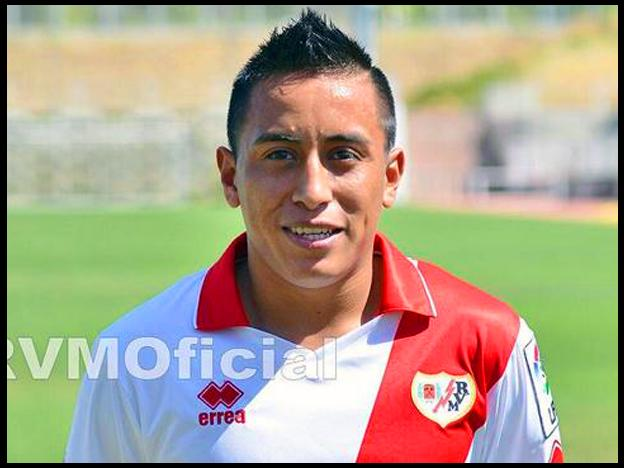 Rayo Vallecano B: El triplete de Christian Cueva (VIDEO)