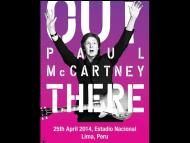 Paul McCartney anuncia en Facebook concierto en Lima el 25 de abril