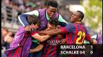 UEFA Youth League: Barcelona 1-0 Schalke 04 (FOTOS) - Noticias de friedrich nietzche