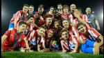LFP Aspire Challengue Sub 15: Atlético de Madrid campeón (FOTOS) - Noticias de eliminatorias