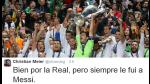 Artistas nacionales disfrutaron final de la Champions League - Noticias de real madrid