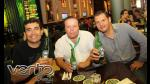 Heineken Champions League en el Hard Rock Café (FOTOS) - Noticias de jockey plaza