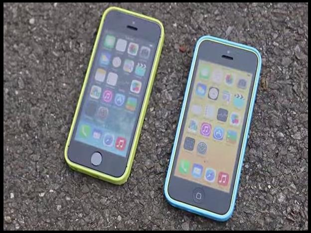 iPhone 5S vs. iPhone 5C: ¿Cuál sobrevive a duras caídas? (VIDEO)