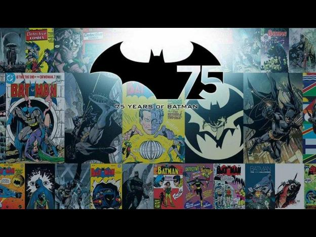 Batman Day: Los 75 años de Batman (FOTOS)