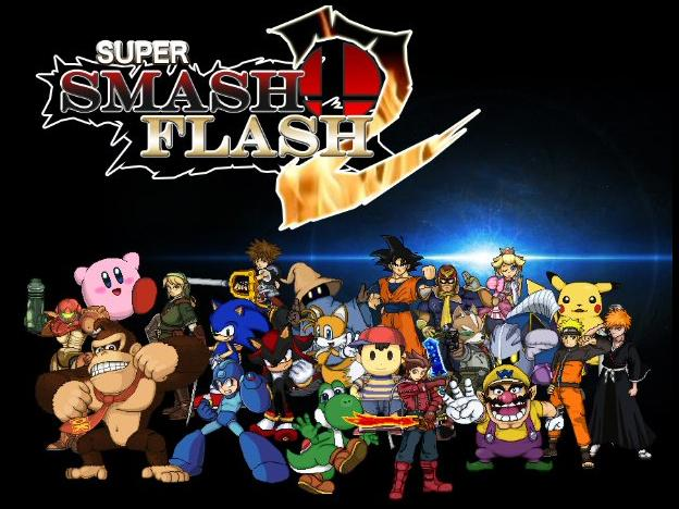 Super Smash Bros: Imitación del juego presenta gameplay (VIDEO)