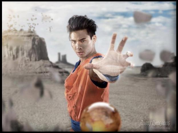 Dragon Ball Z Light of Hope: La serie Live-Action de Dragon Ball