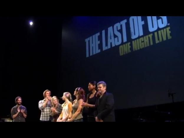 "The Last of Us ""One Night Live"": Imágenes detrás del escenario"