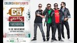Molotov confirma show en Lima junto a Illya Kuryaki y Calle 13 - Noticias de colors night lights summer 2014