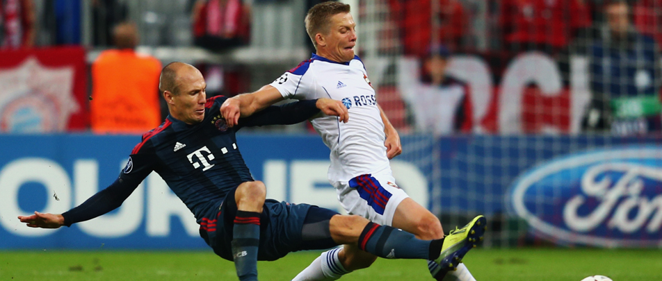 En vivo: CSKA Moscú vs. Bayern Munich por la Champions League