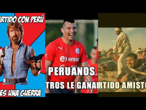 Perú vs. Chile: Chil