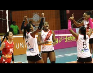 Final Four: Perú vence a Cuba en Copa Gatorade de Voley (FOTOS)