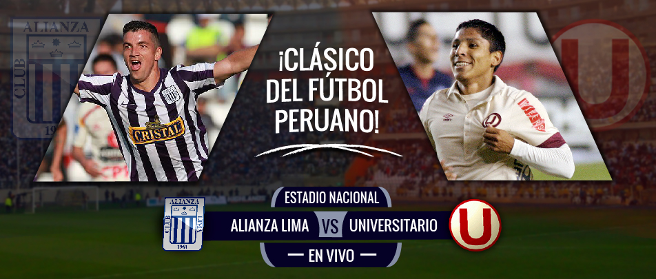 Alianza Lima vs. Universitario, en vivo por el Clausura